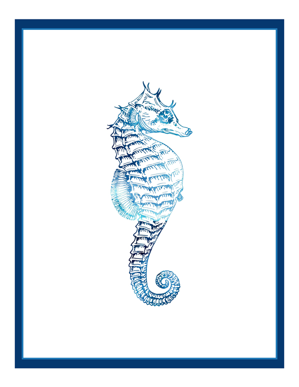 Sea Horse Watercolor Fine Art Home Decor Wall Prints Poster. A perfect wall decoration poster print for living room, kitchen, bed room etc. Original contemporary watercolor art posters for your home decor. Perfect Gift for everyone and great for Wall Decorations. Sea Horse Sea Animal Watercolor Art Print, Blue Watercolor Painting, Sea Life Watercolor Art Painting, Home Decor, House Warming Gift || 8x10 inches (HD pdf)