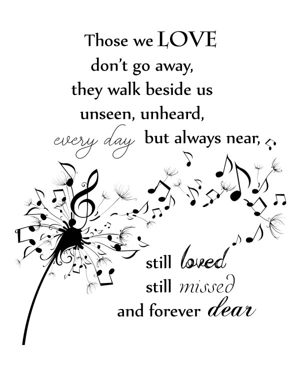 Those we love don't go away, they walk beside us every day. Unseen, unheard, but always near. Still loved, still missed, and so very dear</i>. Nothing can replace the people who are missing from your special day. Let us help you preserve their memory with a beautiful illuminated memorial table sign. Memorial Table Sign, Wedding Memorial, Wedding Remembrance, Wedding Decor, Remembering Loved One || 8x10 inches (HD pdf)