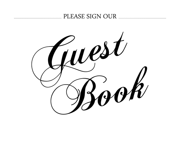 Please Sign our Guest Book. Guest Book Sign, Guestbook Sign, Wedding Signs, Guestbook Printable, Wedding GuestBook Sign, Wedding Printables, Signs || 8x10 inches (HD pdf)